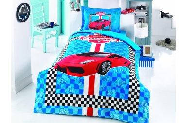 Детское постельное белье Gokay. Red car