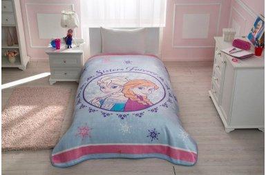 Детский плед TAC. Disney Frozen Elsa and Anna
