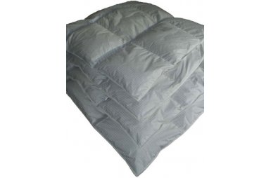 """Одеяло детское """"Iglen"""" демисезонное. 100% пух Климат-Комфорт, 110х140см"""