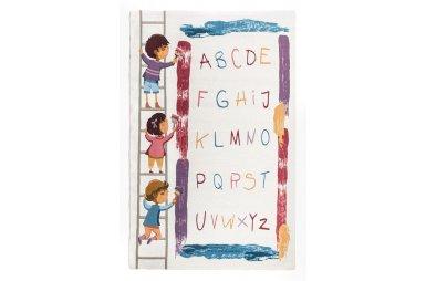 Детский коврик Aragon. 501 ABC