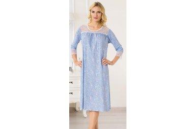 Ночная сорочка Mariposa. Модель 8112 blue