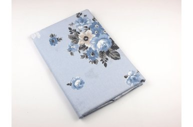 Пододеяльник Casabel. Mix&Sleep Bouquet Blue