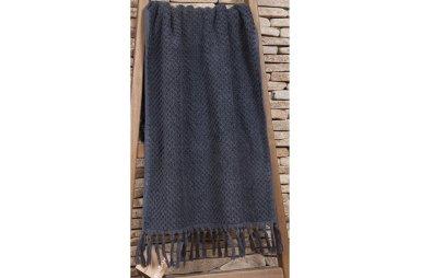 Махровое полотенце Buldans. Cakil antrasit