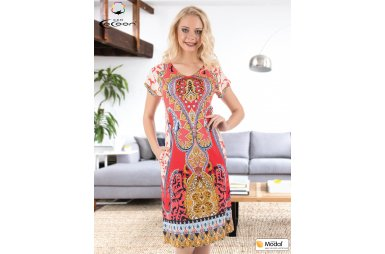 Платье Cocoon. Модель 12632
