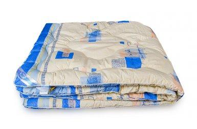 Одеяло зимнее Leleka-Textile. Аляска в бязи