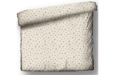Пододеяльник Casabel. Mix&Sleep Floral Stone