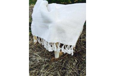 Пляжное полотенце Buldans. Harman, белый