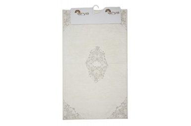 Набор ковриков для ванной Аrya из Гипюра. Marlow кремовый, 2 предмета