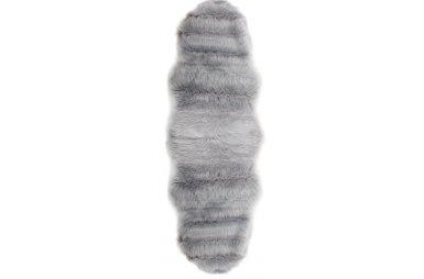 Коврик из искусственного меха Alaska Post. Gri