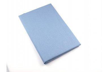 Простынь на резинке Casabel. Mix&Sleep Plain Blue