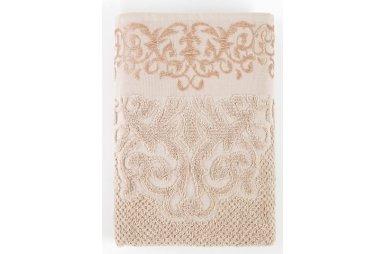 Махровое полотенце Irya. Jakarli Queen bej