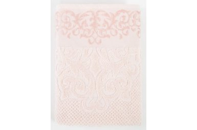 Махровое полотенце Irya. Jakarli Queen pudra