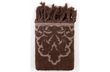 Махровое полотенце Irya. Jakarli Vintage kahve