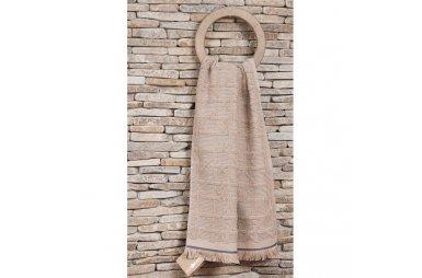 Махровое полотенце Buldans. Selcuk Beige