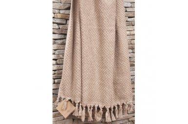 Махровое полотенце Buldans. Cakil beige