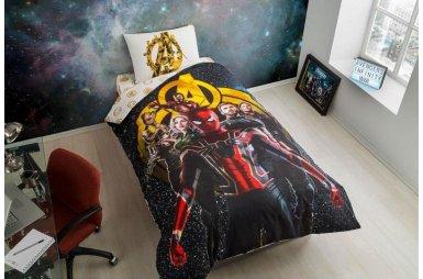 Подростковое постельное белье TAC. Avengers Infinity War
