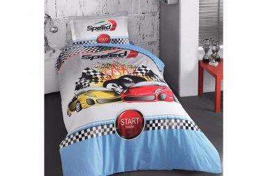 Подростковое постельное белье Clasy. Ranforce Racer