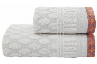 Махровое полотенце Arya. Жаккард Ringa