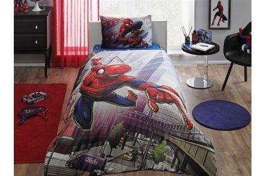 Детское постельное белье TAC. Spiderman Action