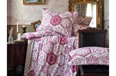 Цвет Розовый Красный Бордо Новогоднее постельное белье - купить ... ded4ca82b22b1
