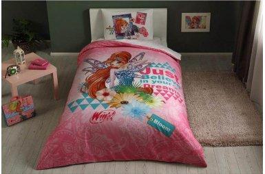 Детское постельное белье TAC. Winx Bloom Fairytale
