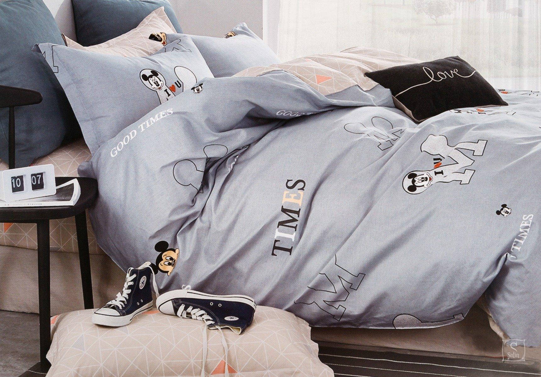 Купить Детское постельное белье Viluta. Сатин 233 — лучшая цена в ... f22f90c9da1f9