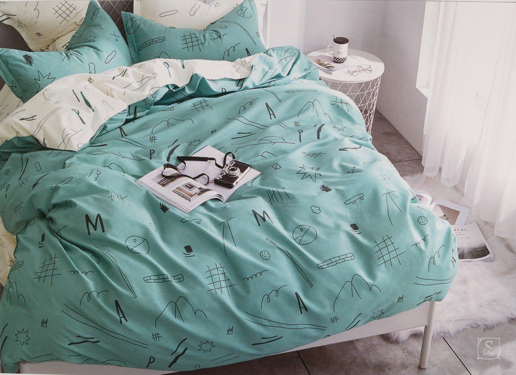 Купить Детское постельное белье Viluta. Сатин 227 — лучшая цена в ... a2e808ded4b57