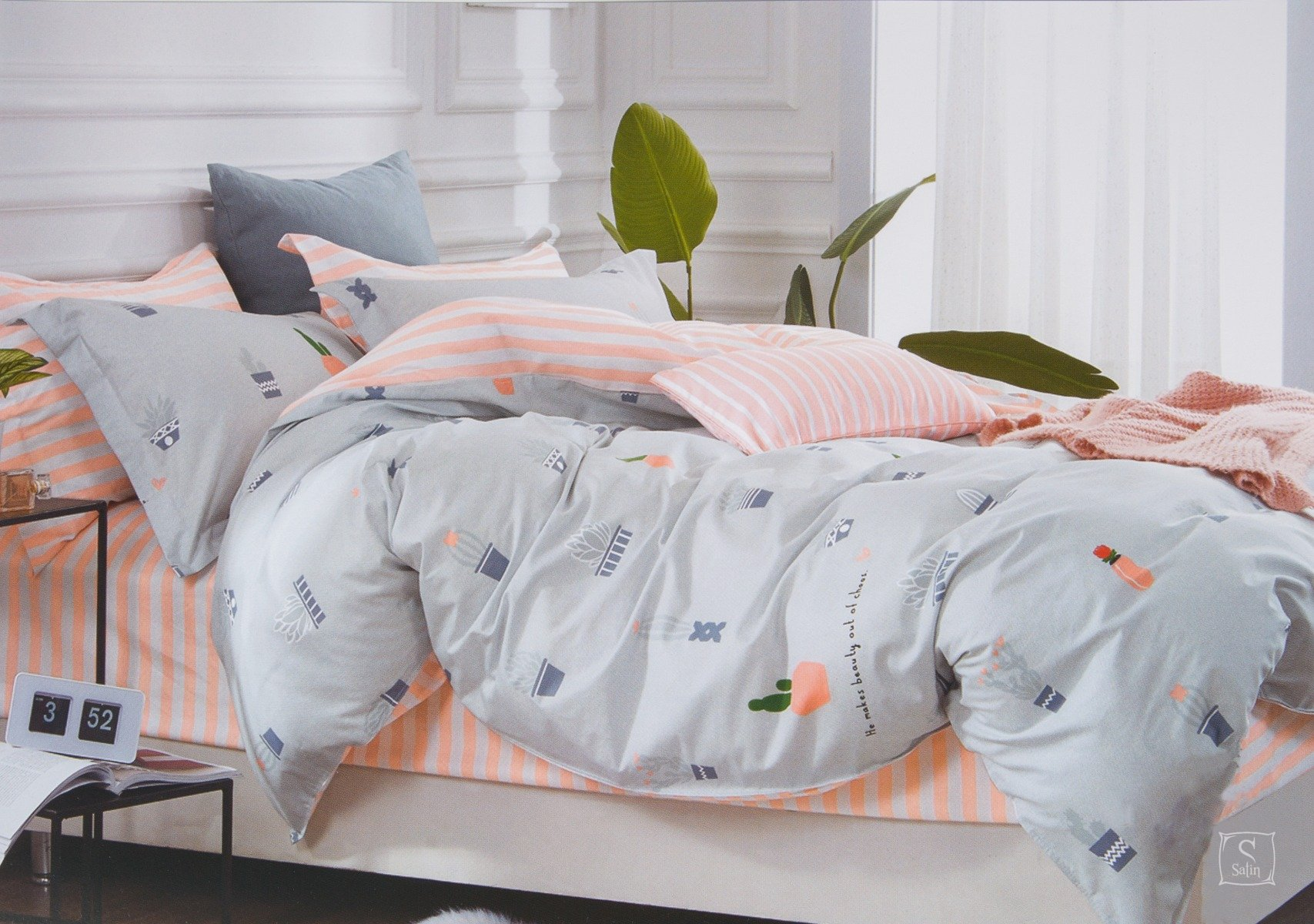 b16a3b92cf87 Купить Детское постельное белье Viluta. Сатин 258 — лучшая цена в ...