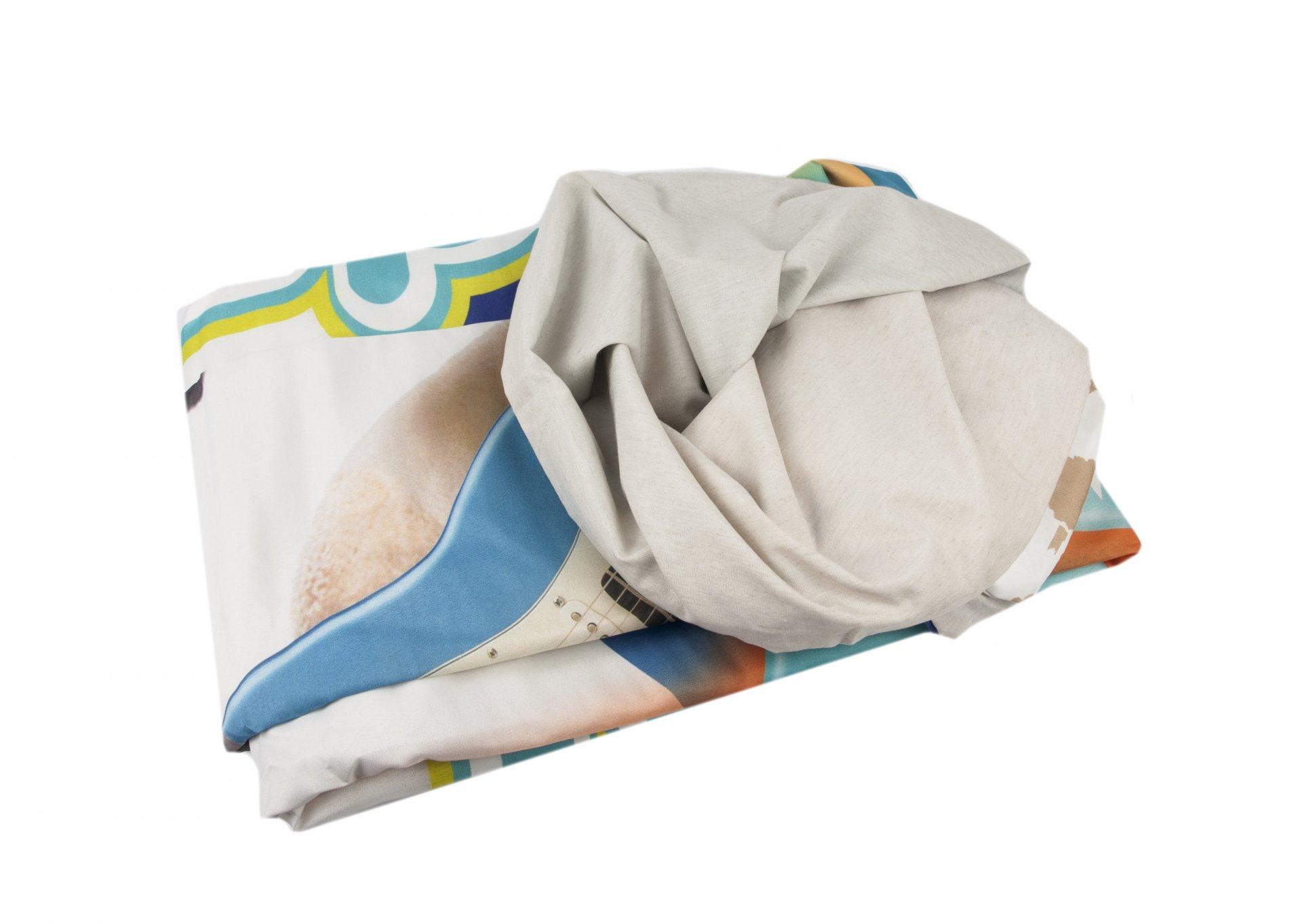 3D MICRO SATIN SHEEPS MAVI комплект Детское постельное белье EPONJ HOME. 3D  MICRO SATIN SHEEPS MAVI пододеяльник 08db2cedc5e29