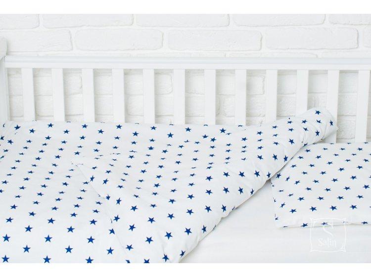 Постельное белье в детскую кроватку Elfdreams. Звёздочки