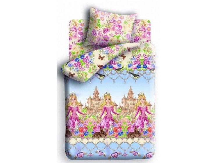 Детское постельное белье Непоседа. Спящая красавица