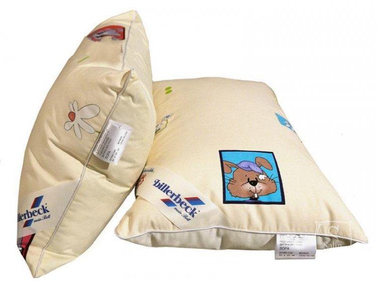Подушка детская  Billerbeck. Лора из 30% пуха, размер 40х60 см