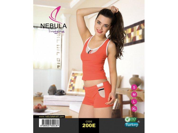 Комплект прогулочный майка и шорты  Nebula. 200E