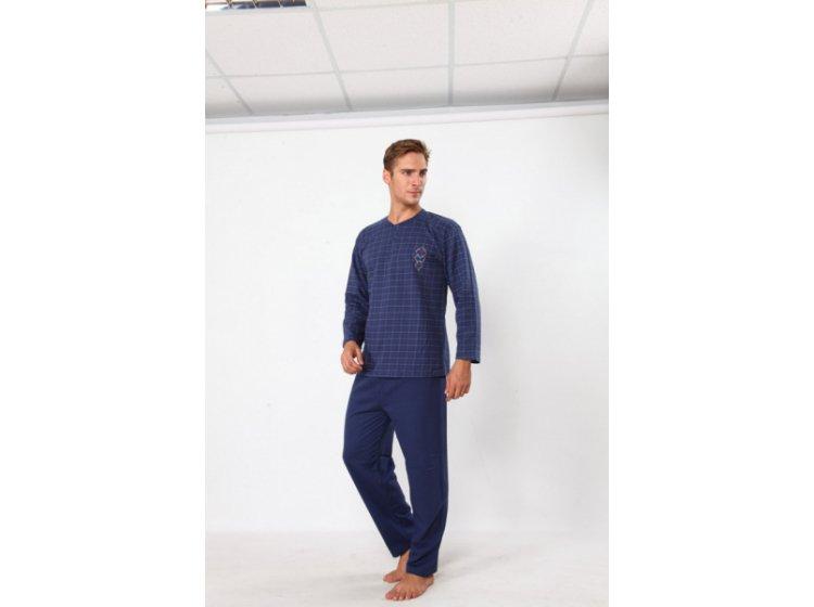 Мужская пижама на флисе Seyko. 969
