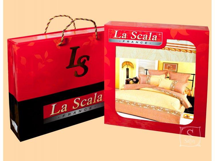 La Scala, комплект постельного белья Y230-420, сатин
