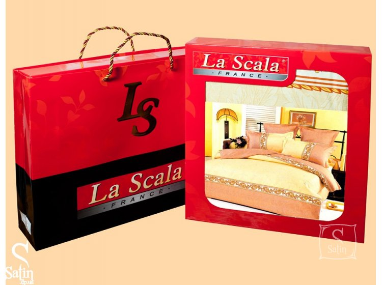 Постельное белье La Scala. Y230-712 упаковка