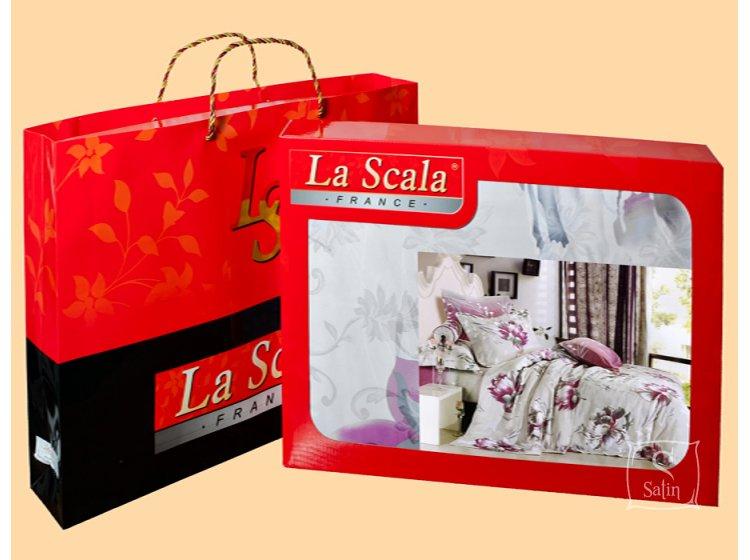 Постельное белье La Scala. JP09 упаковка