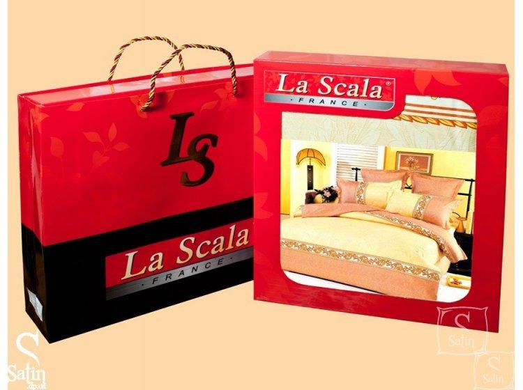 Постельное белье La Scala. PC-008 упаковка