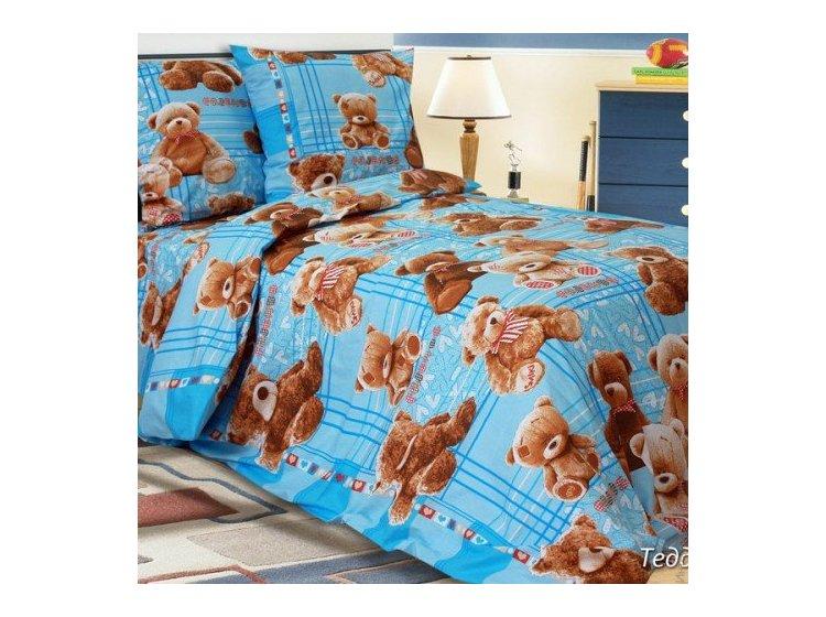 Детское постельное белье Блакит. 4504 Тедди