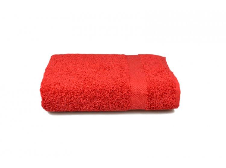 Полотенце махровое Азербайджан Красное в ассортименте