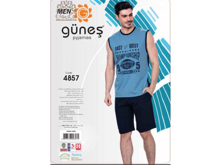 Пижама мужская GUNES. 4857