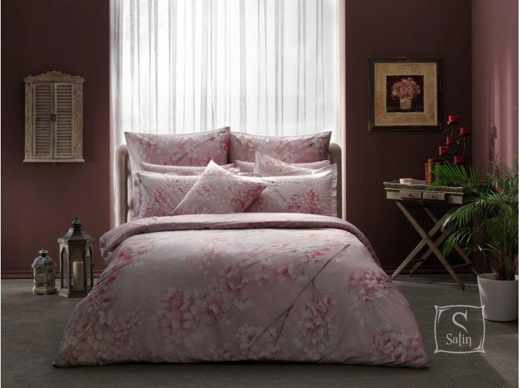 Постельное белье TAC. Digital Euphoria pink