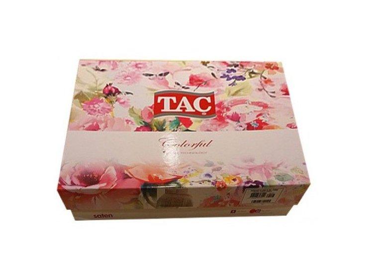 Постельное белье TAC. Digital Livera fusya, king size упаковка