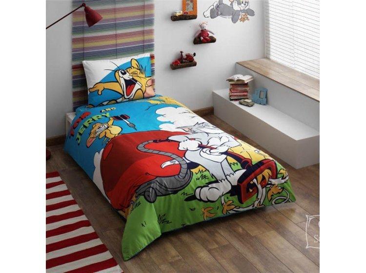 Детское постельное белье TAC. Tom and Jerry Comics