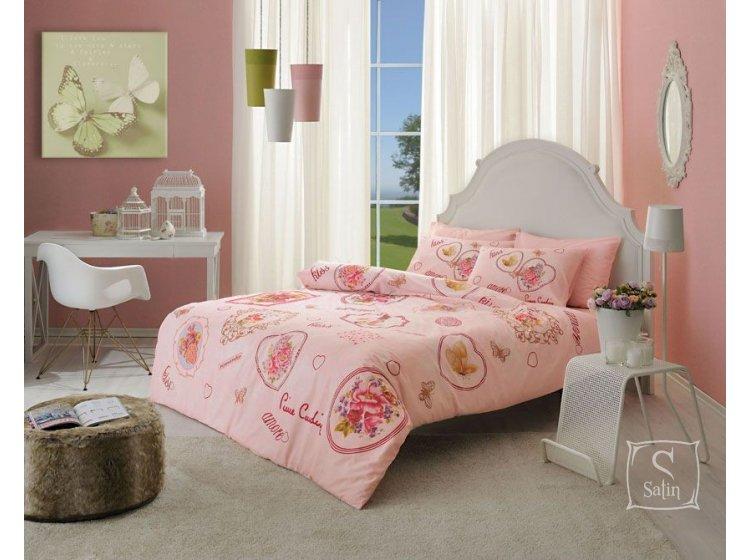 Постельное белье Pierre Cardin. Chelsey pink