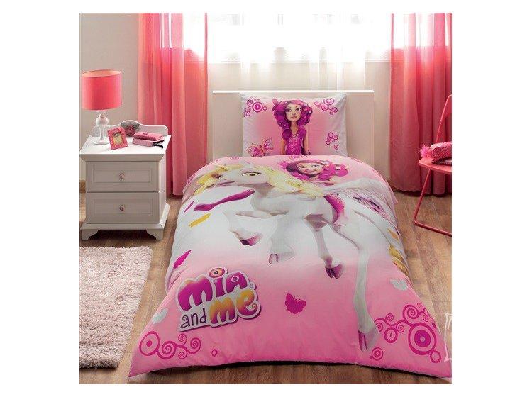 Детское постельное белье TAC. Mia and Me