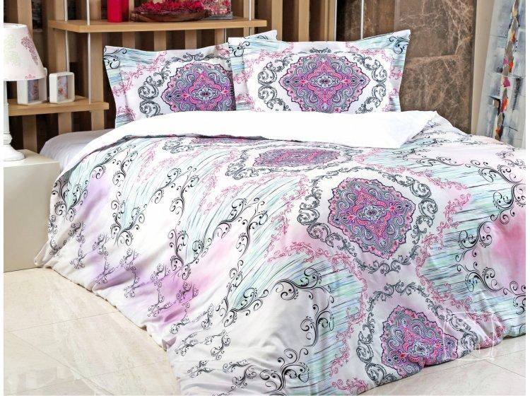 Постельное белье Irya. Digital Violet