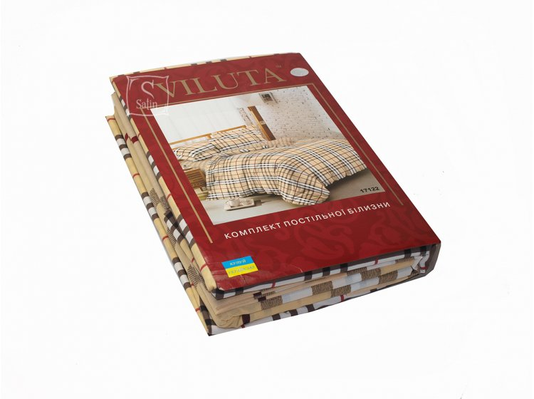 Постельное белье Viluta. 17122 упаковка