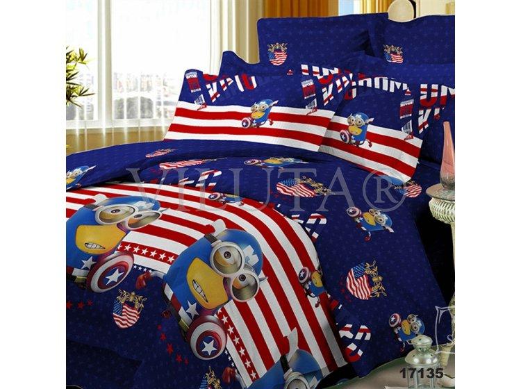 Детское постельное белье Viluta. Миньоны 17135 (57)