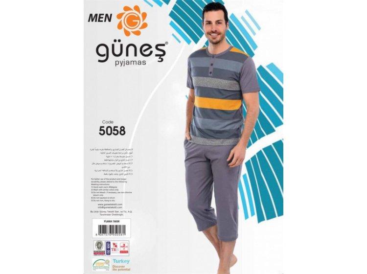 Пижама мужская GUNES. 5058